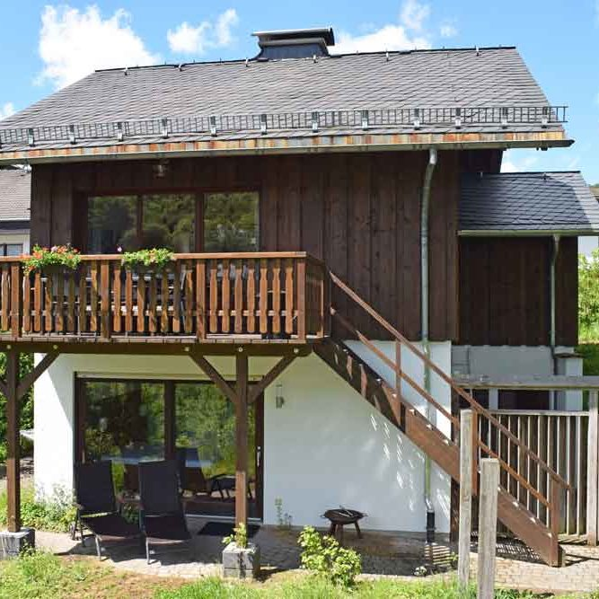 Sommerurlaub im Chalet in Willingen