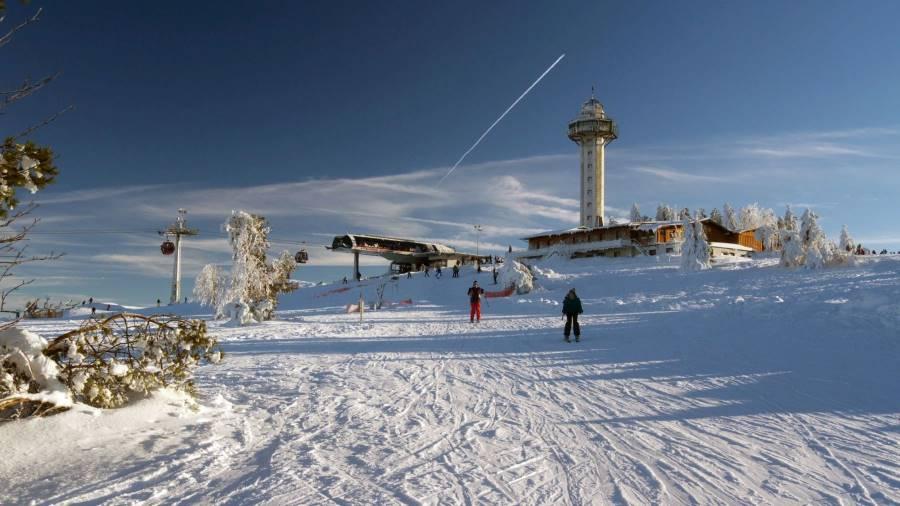 Skigebiet Willingen - Ettelsberg Hochheideturm